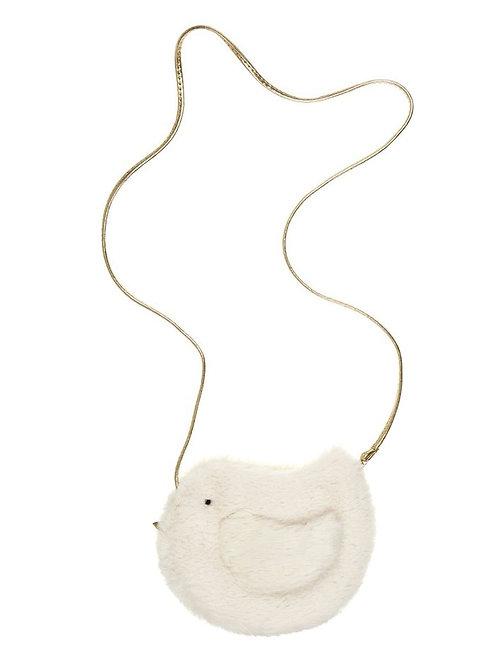 Furry Chick Crossbody Bag