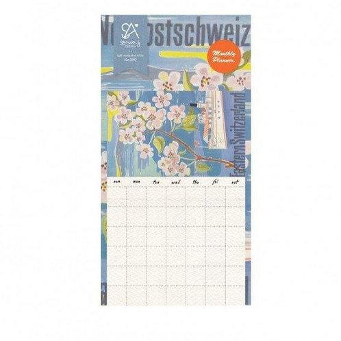 Monthly Plan Sticker Ephemera