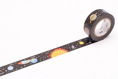MT Kids Washi Tape Planet