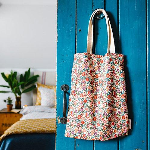 Mama Makes! Liberty Print Tote Bag