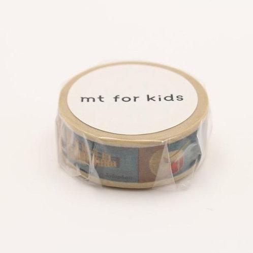 MT Kids Washi Tape Instruments