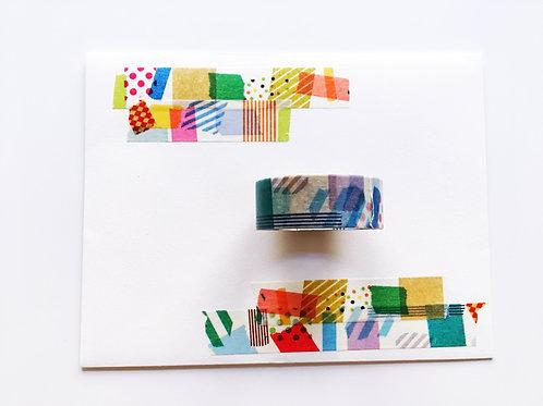 MT Kids Washi Tape Peta Peta