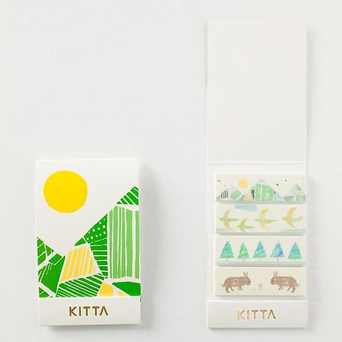 KITTA Washi Tape Mountain
