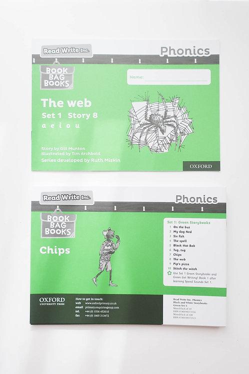 Phonics Workbooks - New