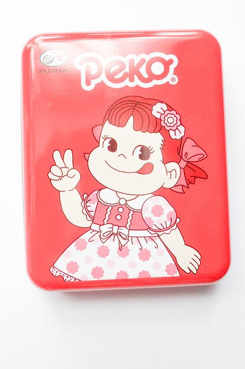 Embroidery Pack Red Peko Tin