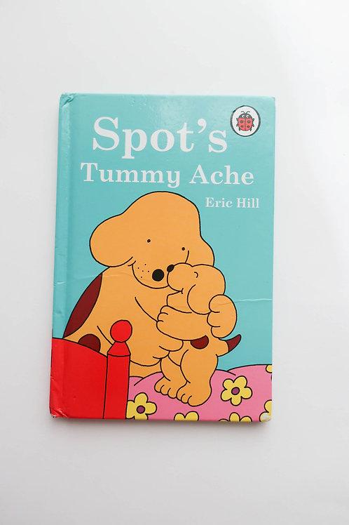Spot's Tummy Ache