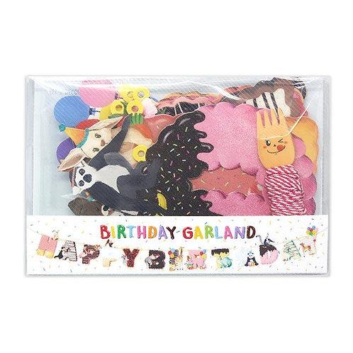Animal Birthday Bunting