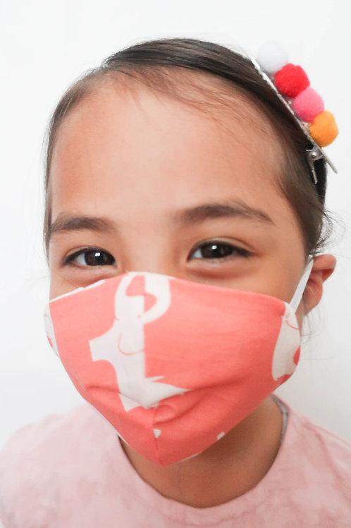 Children's Face Mask Elephants