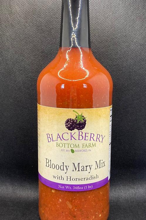 Bloody Mary Mix with Horseradish