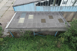 drone fragile roof inspection