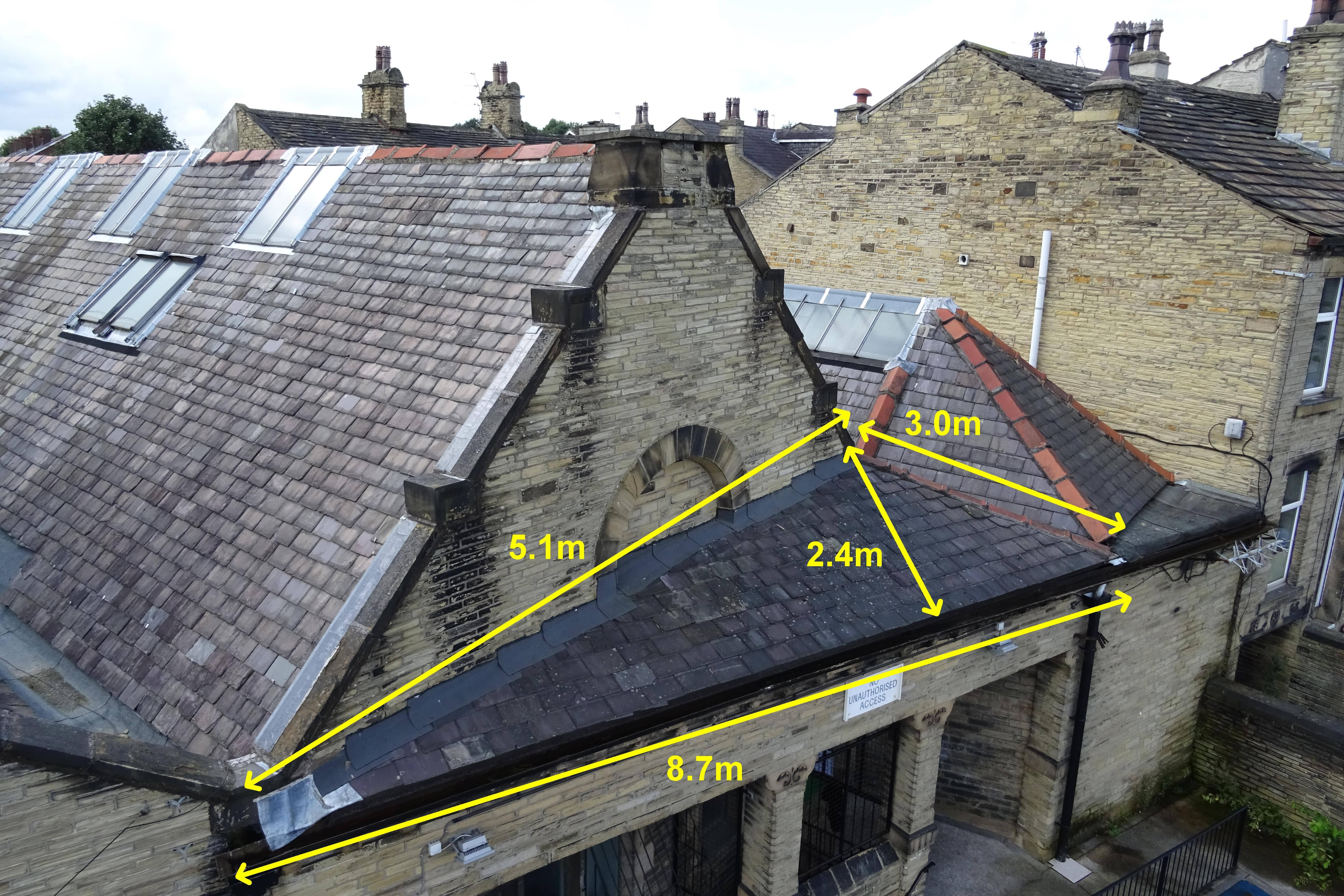 Slate Roof Survey