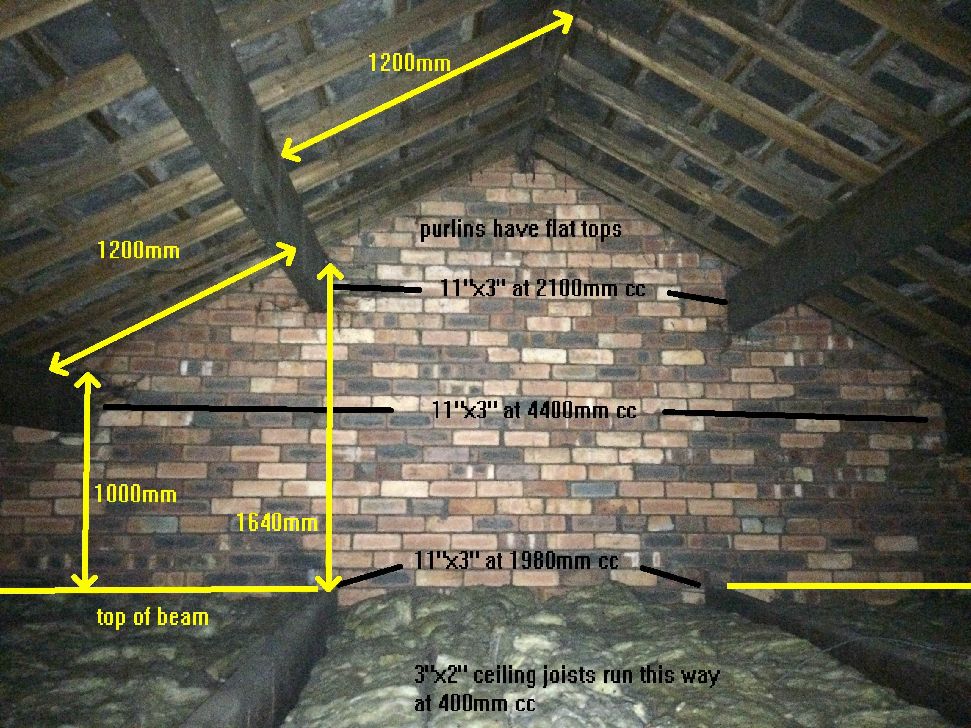Roof Timbers Survey
