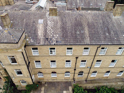 High Level Roof Aerial Inspection