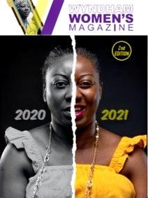 2n edition wyndham womens magazine