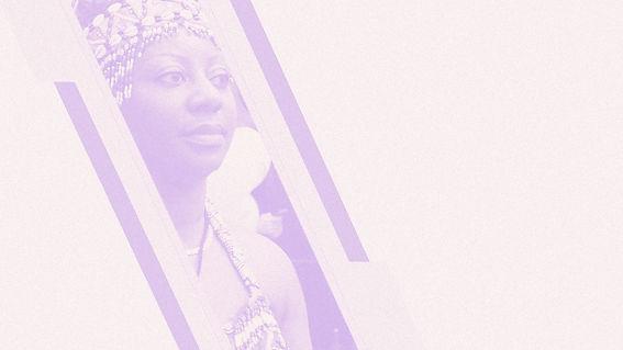 Wyndham Women's Magazine background photo of founder Florence Shinanduku