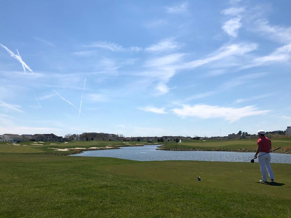 Golf at Plantation Lakes