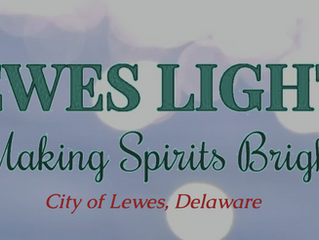 Lewes Lights Coming to Our Community