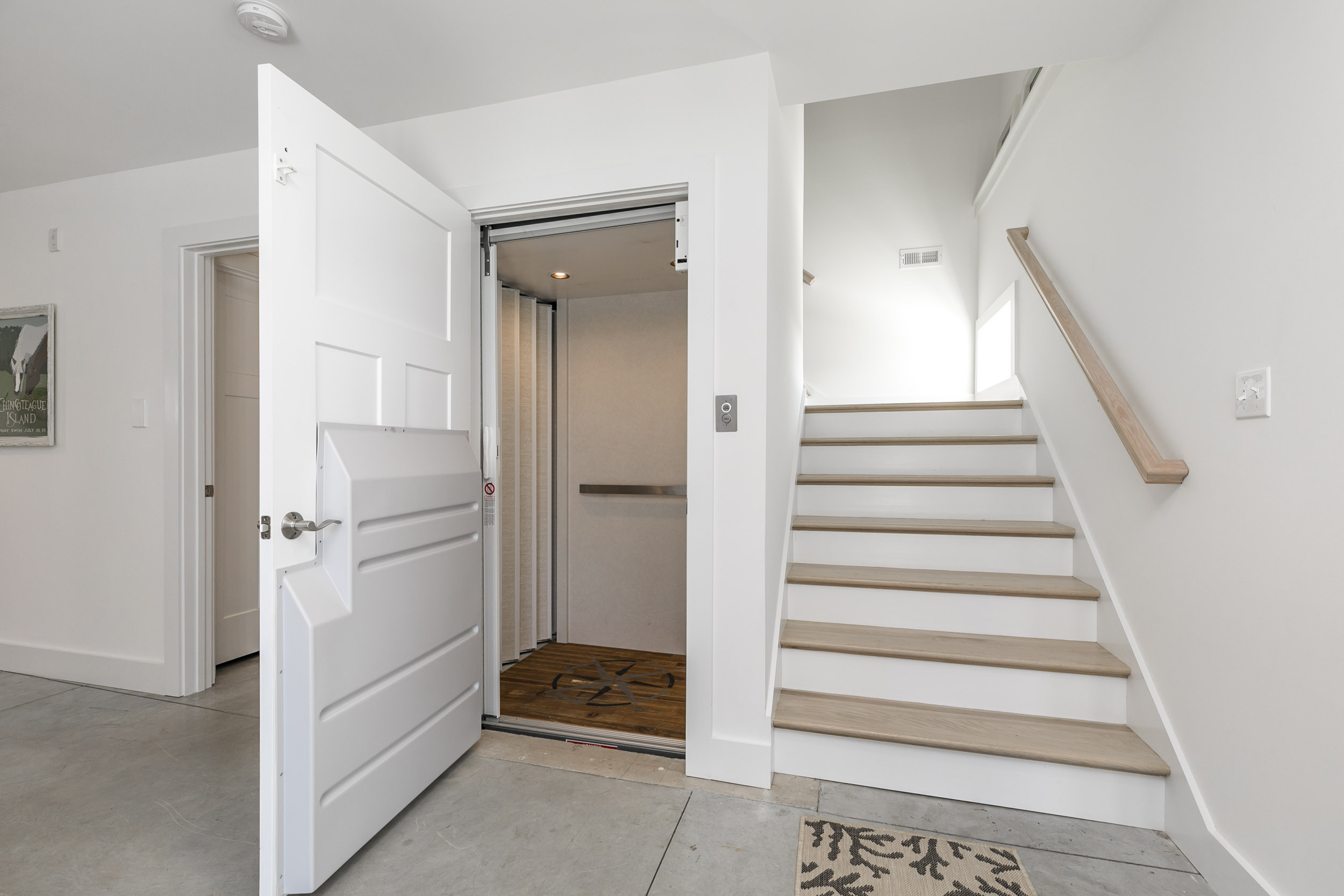 In-home elevator
