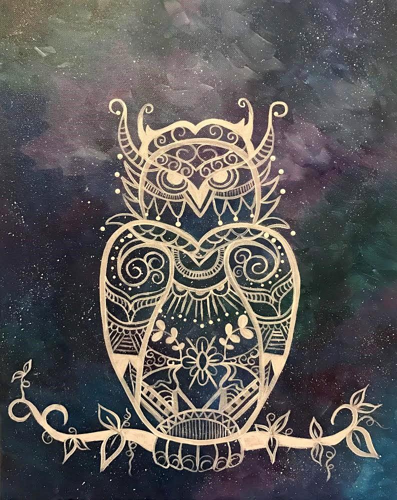Boho Owlie