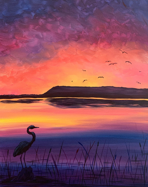 Sunrise On The Bluffs
