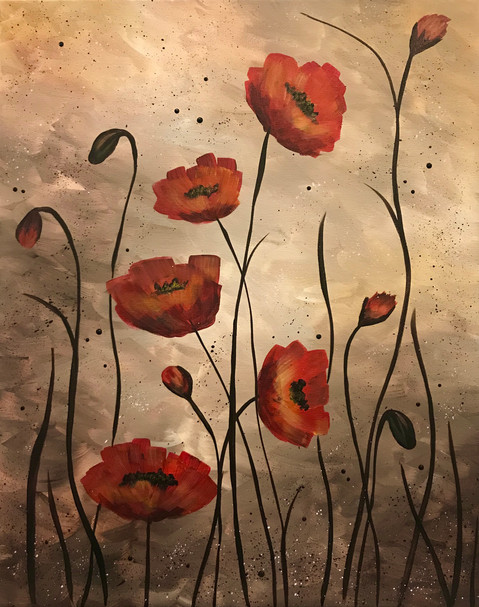 Peaceful Poppies