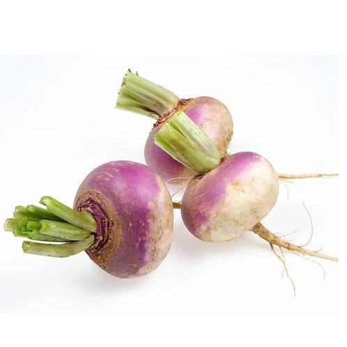 White/Purple Turnips