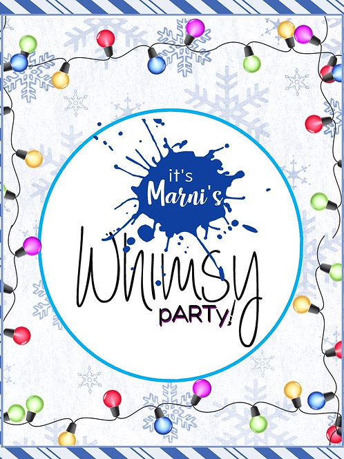 It's Marni's Holiday Party! (Private Event)