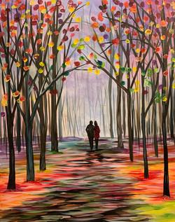 A Colourful Path