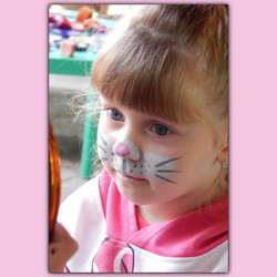 Whimsy Face Painting