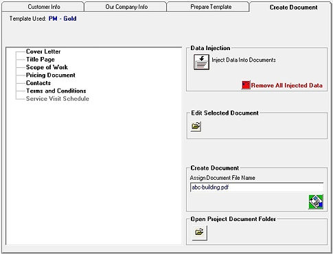 automatically create the service maintenance agreement