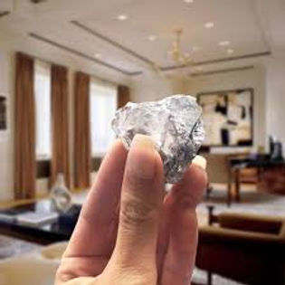 LLD Diamond Rough