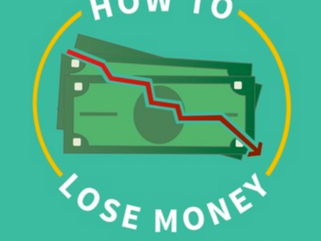 How to Lose Money Podcast with Paul Moore and Josh Thomas