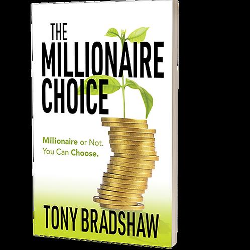 The Millionaire Choice (Autographed Copy)
