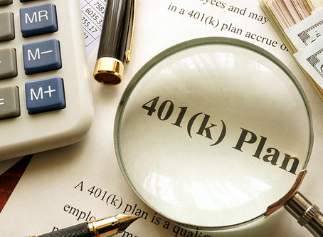 Fixing Your 401k. Fixing Your Retirement. Taking a Closer Look.