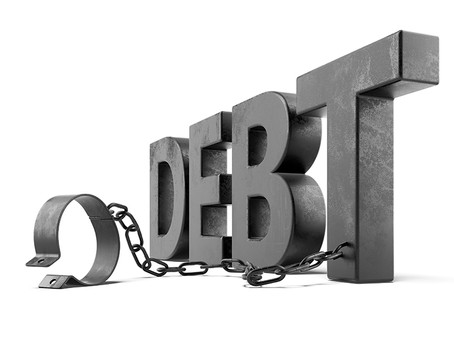 Working Your Way Out of Debt vs. Investing Your Way Out of Debt