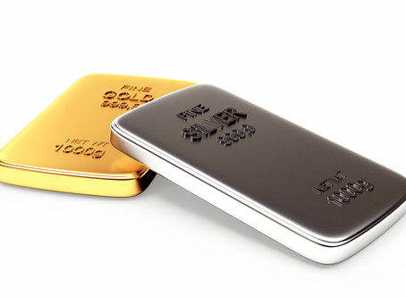 Silver and Gold. An Interesting Scoop.