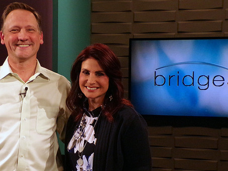 TV Appearance: Bridges on CTN with Monica Schmelter