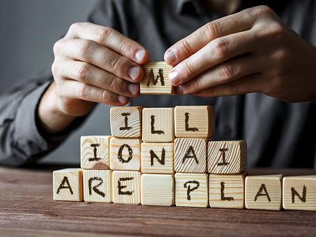 5 Building Blocks of Your Millionaire Plan