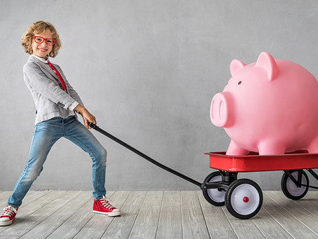 4 Principles and Tactics for Teaching Kids About Money