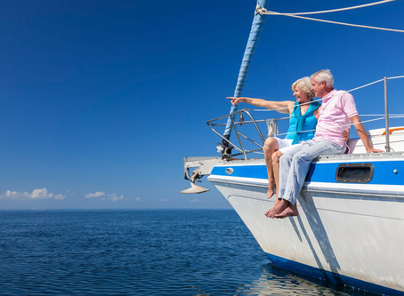 Retirement Is Out. Wealth Building Is In.