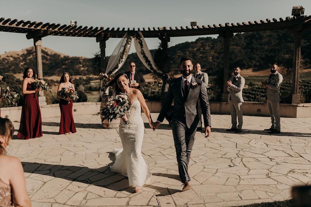 Clos LaChance Personalized Vineyard Wedding | San Martin