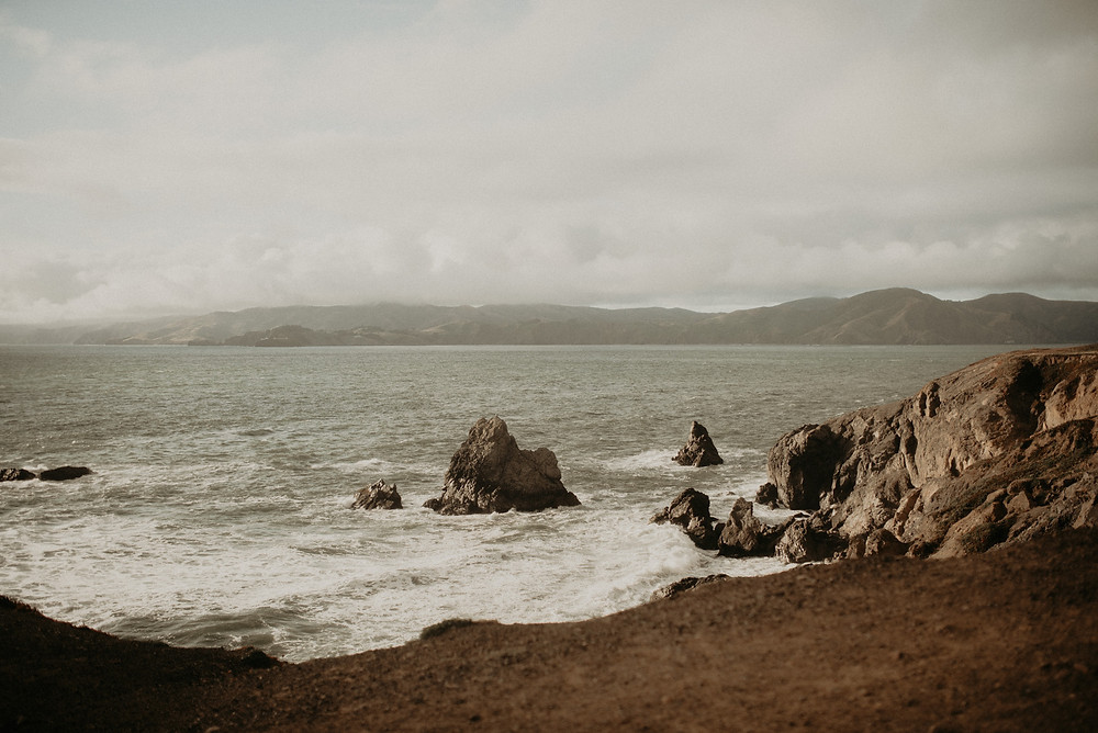 SUTRO BATHS SAN FRANCISCO EPIC PNW VIEW