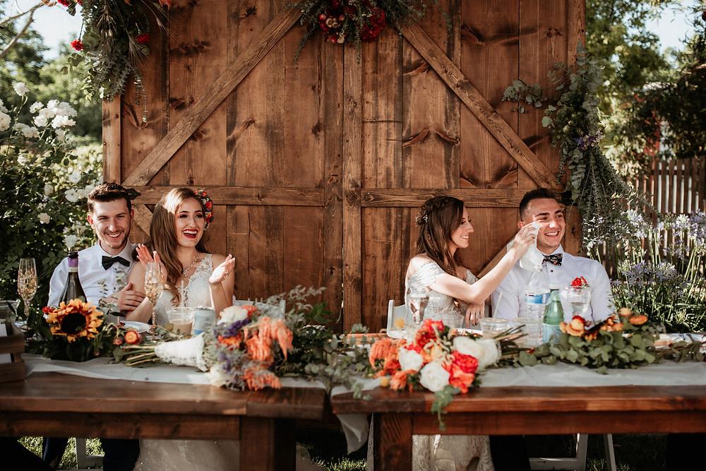 Modesto CA Double Wedding Photos