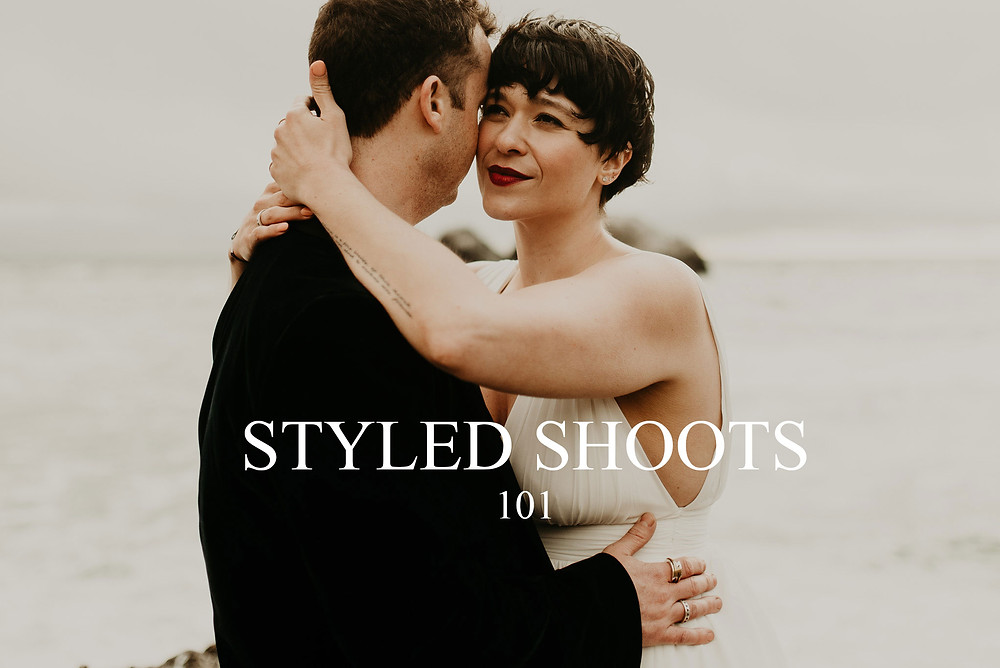 THE ULTIMATE GUIDE ON HOW TO PLAN A STYLED SHOOT.