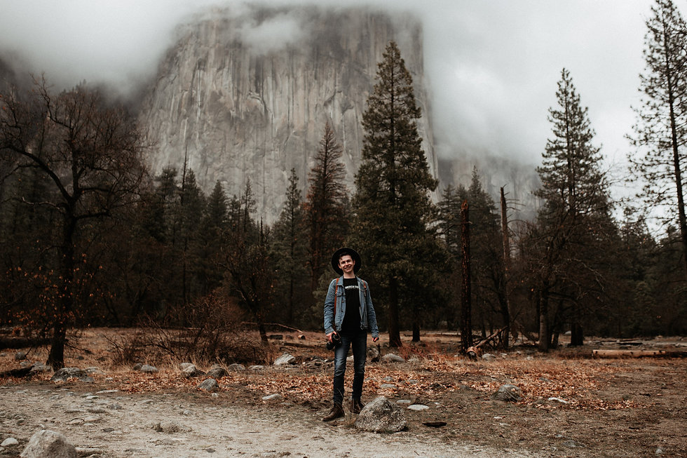 Yosemite Wedding and Elopement Photographer