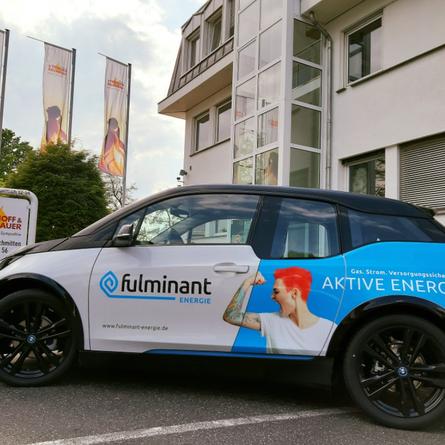 Fulminant Energie setzt auf Elektromobilität