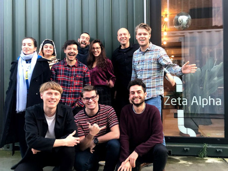 Welcome to the Zeta Alpha Blog!