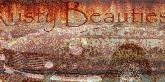 Welcome to my new site www.rustybeauties.com