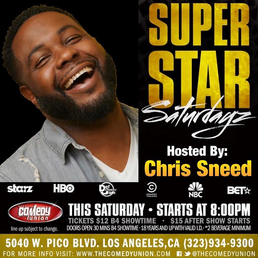 Super Star SATURDAYZ - 8:00 P