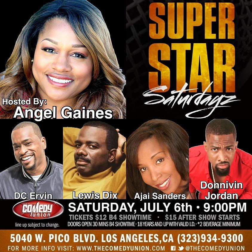 ONE BIG SHOW - Super Star Saturday 9:00PM